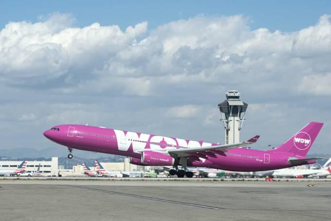 WOW Air, companhia aérea