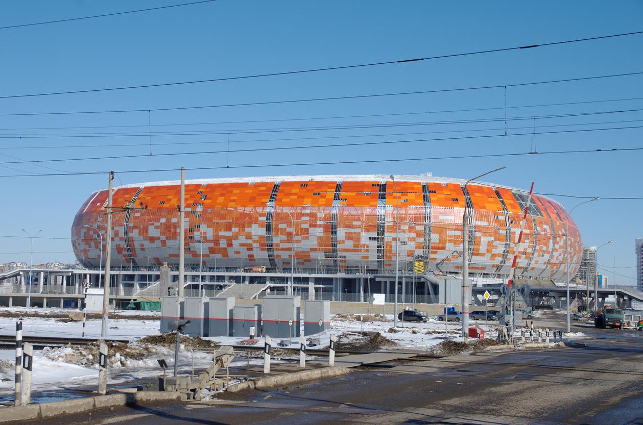 Arena Mordovia, Saransk