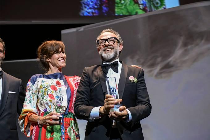 Massimo Bottura, World's 50 Best