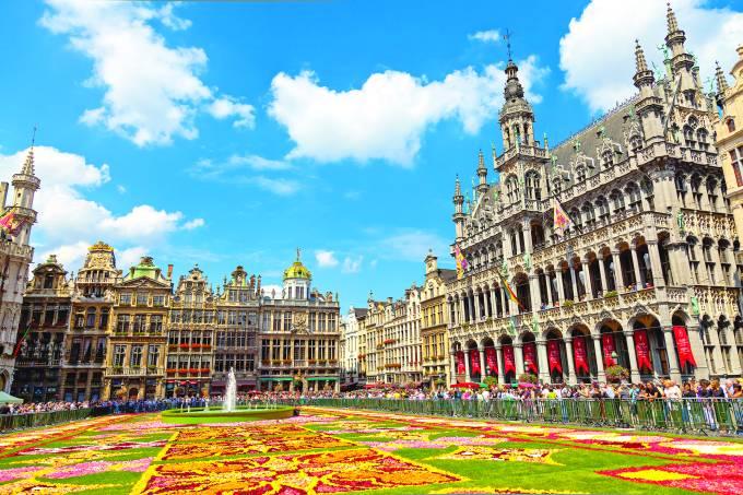 Grand-Place, Bruxelas, Bélgica