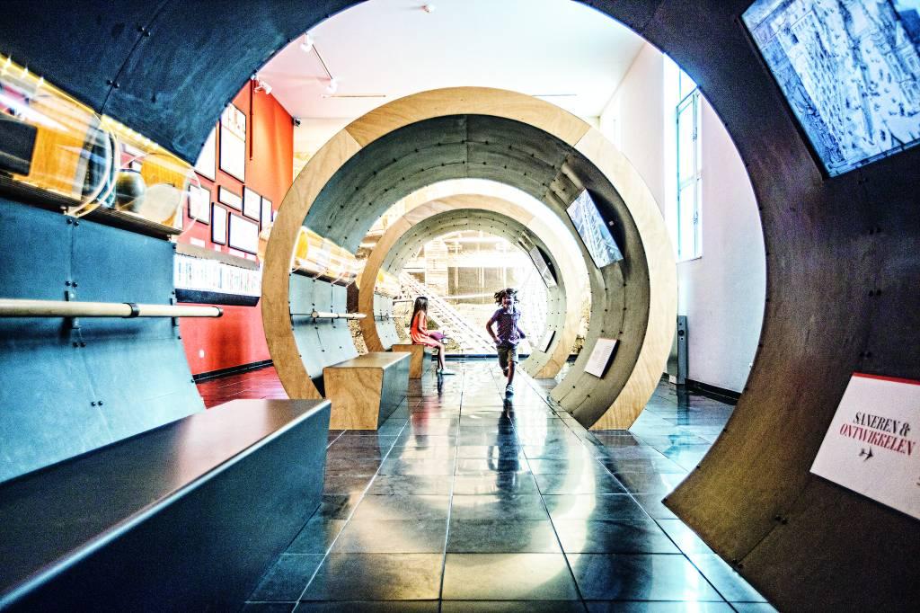 STAM, museu em Ghent, Bélgica
