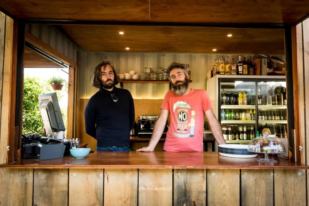 Os irmãos Saidjah e Pedro: belgas criados região