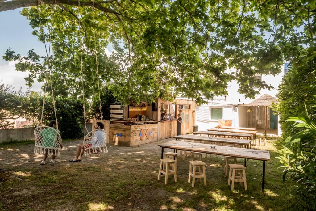 O astral do Jardim Minerva: o bar que eu queria para chamar de meu