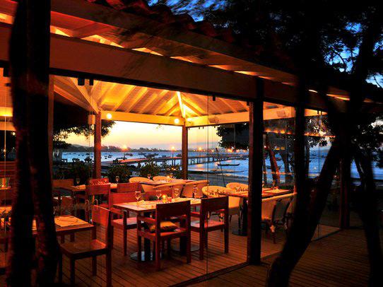 Restaurante Donna Jô, em Búzios