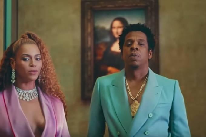Vídeo clipe Apes**t – Beyoncé e Jay- Z