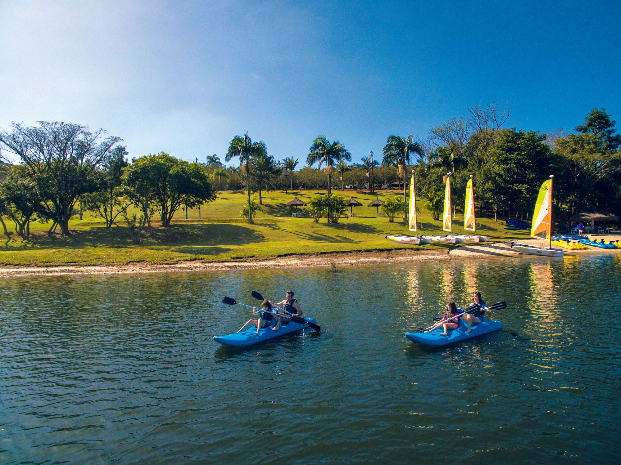 Club Med Lake Paradise, Mogi das Cruzes, SP