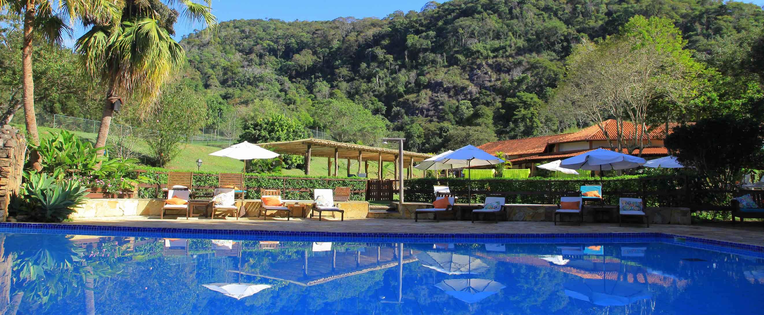 Fazenda Gamela Eco Resort, Cantagalo, RJ