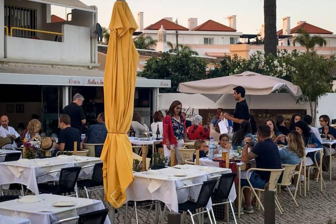 Restaurante Noélia, Algarve, Portugal