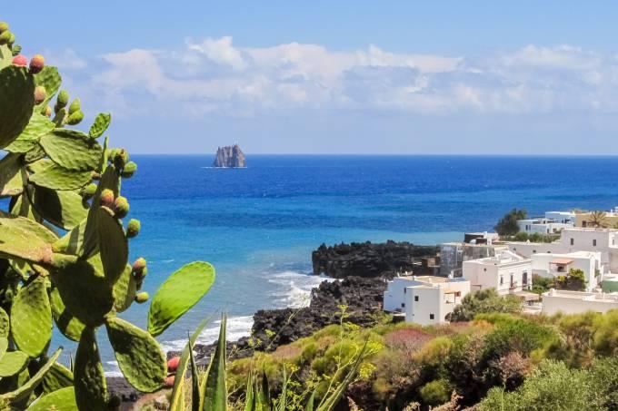 Stromboli, ilhas Eólias, Sicília