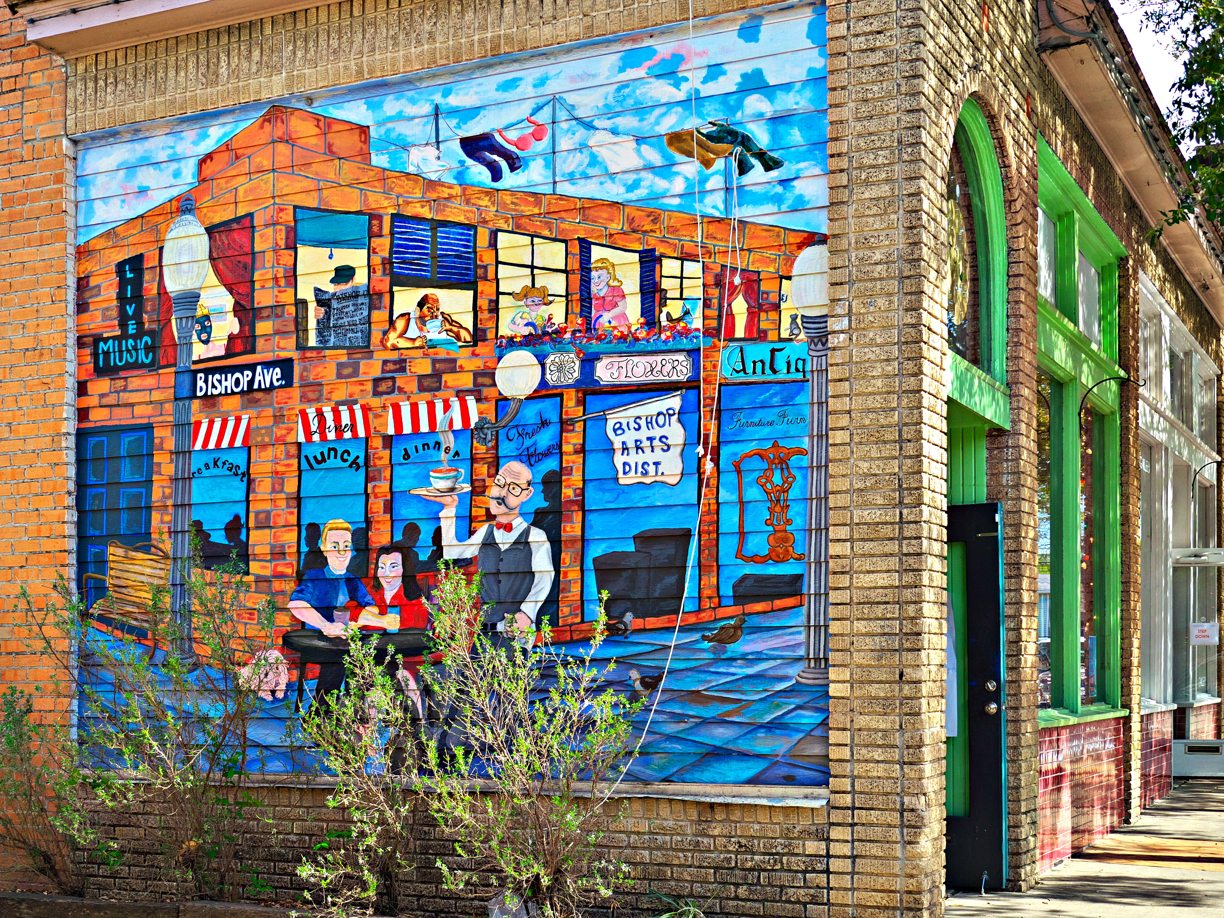 Bishop Arts District, Dallas