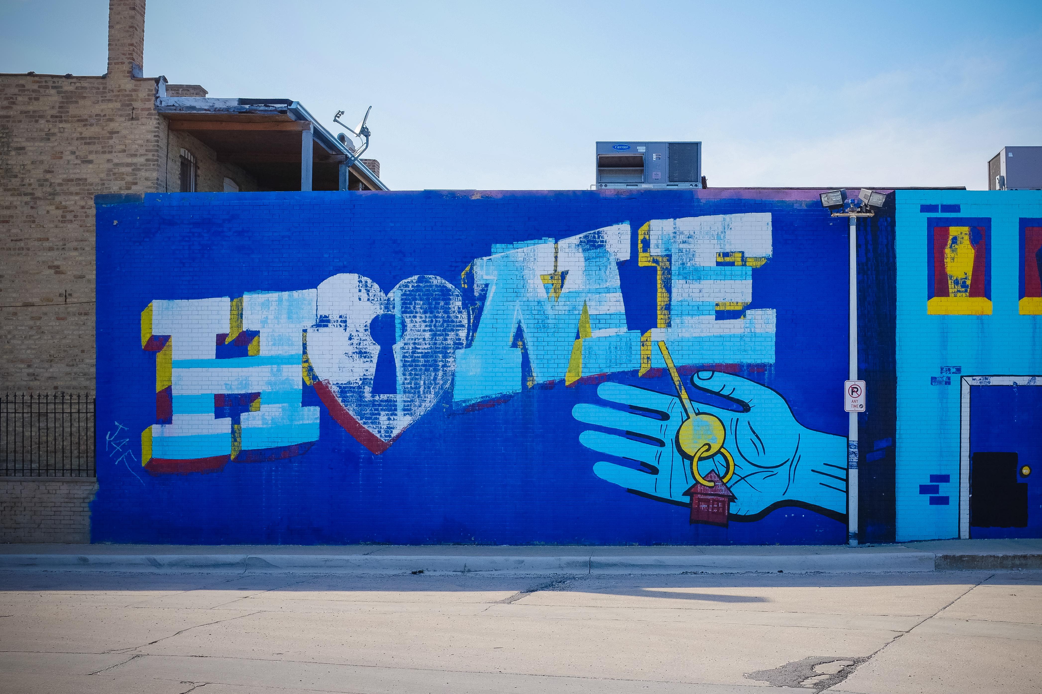 Arte de rua, Chicago