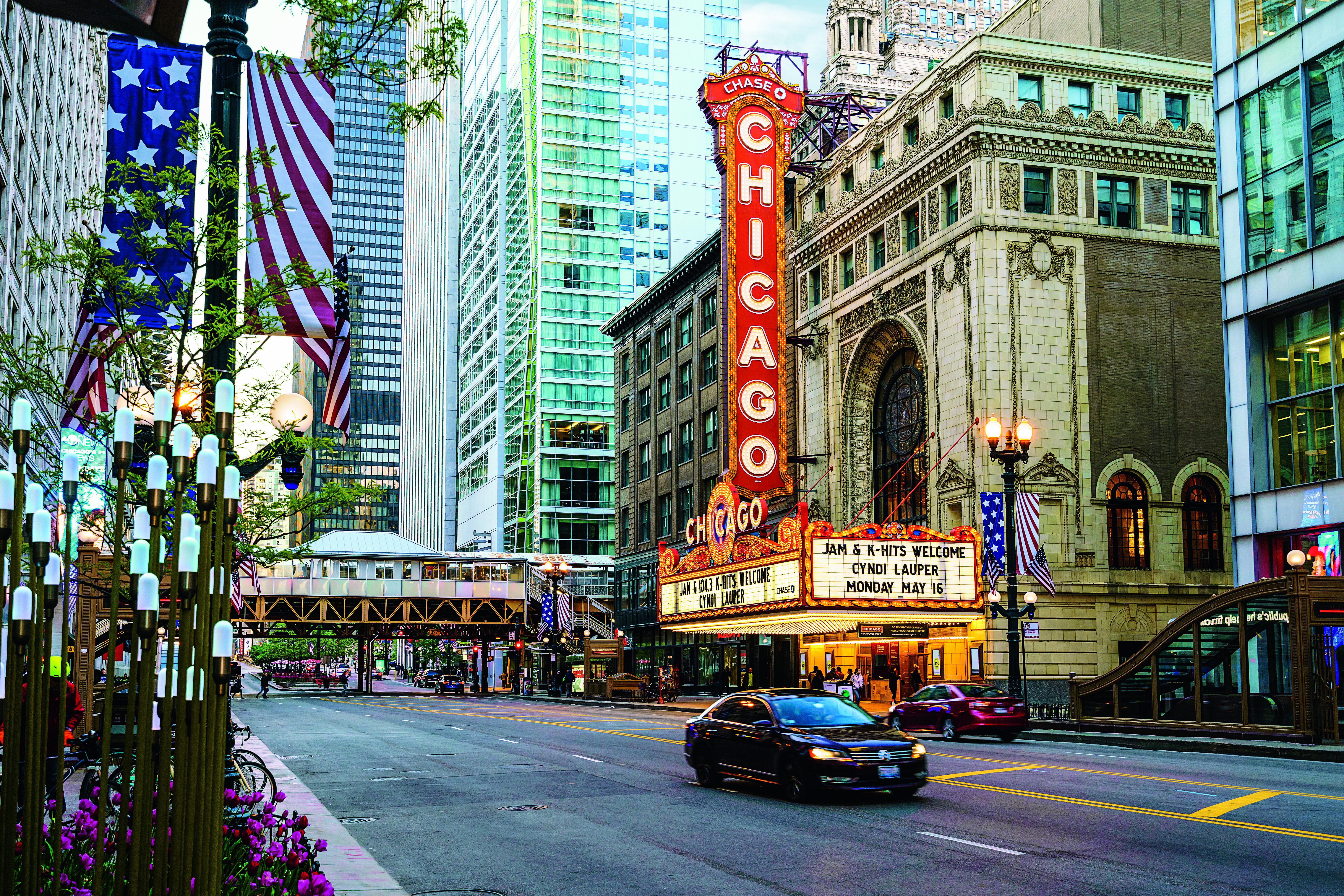 Chicago Theatre, Chicago