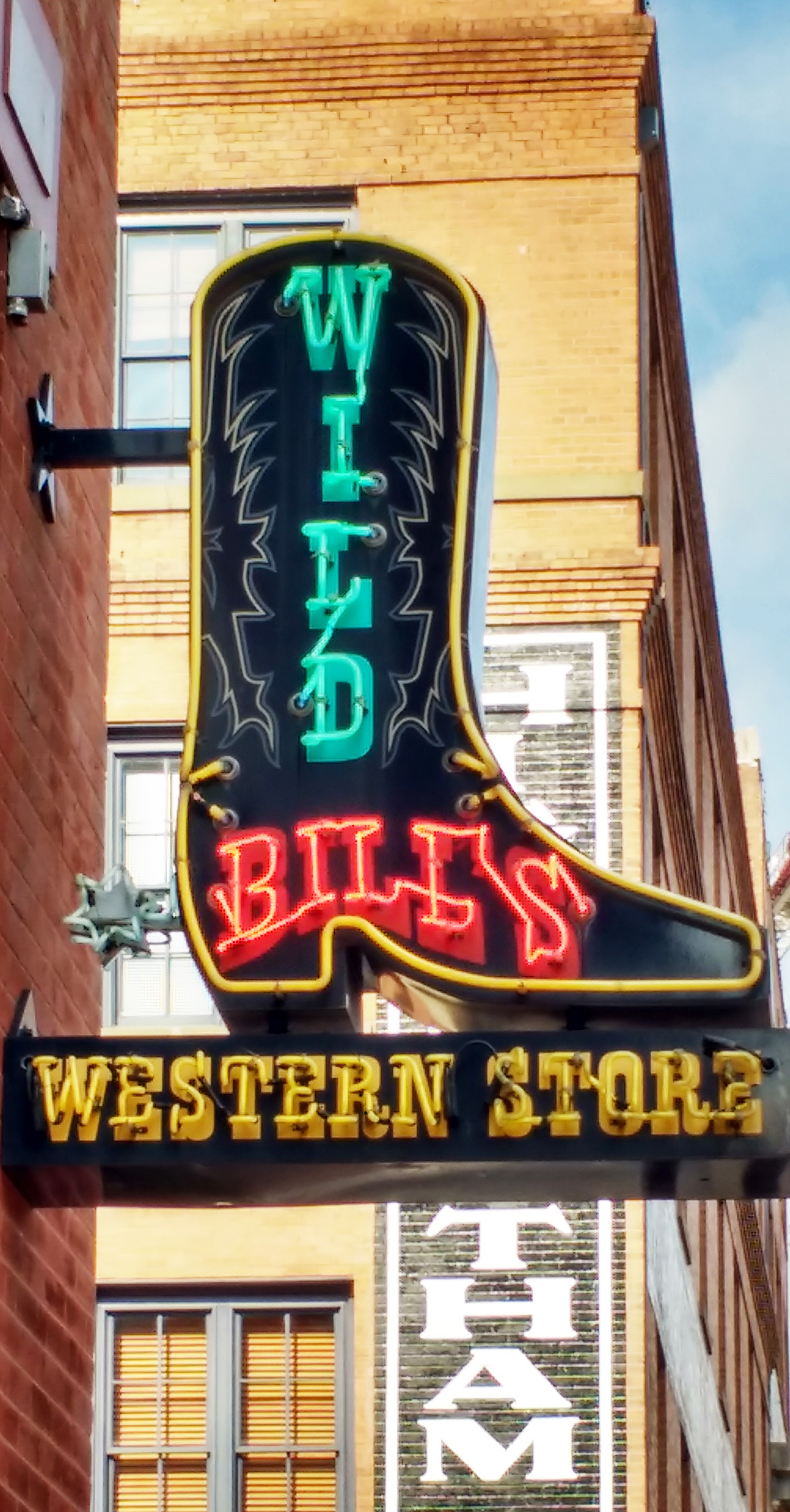 Wild Wild West, Dallas