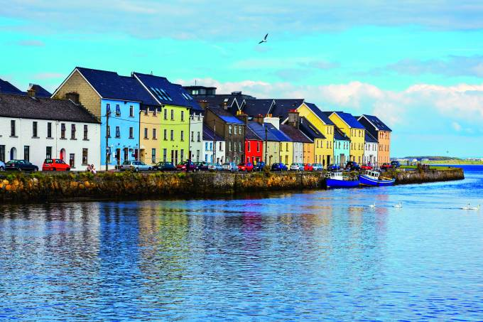 The Long Walk, Galway