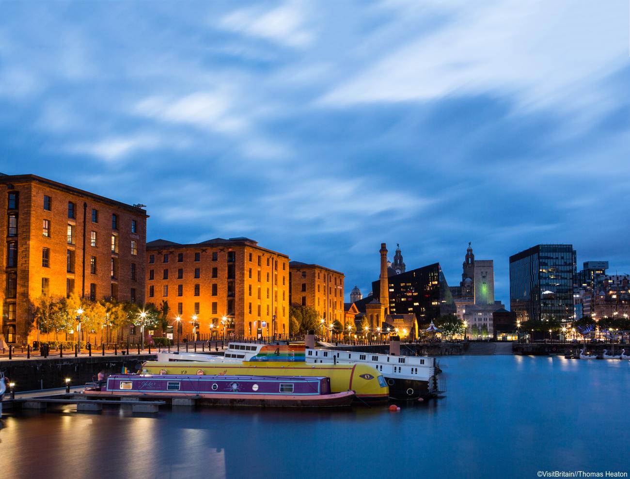 Roteiro 48 Horas Em Liverpool Viagem E Turismo