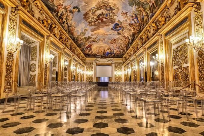 Palazzo Medici Riccardi, Florença, Toscana, Itália