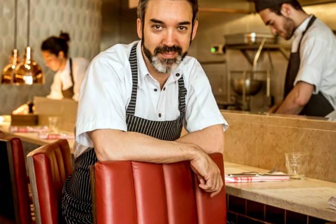 Chef Henrique Sá Pessoa, Portugal