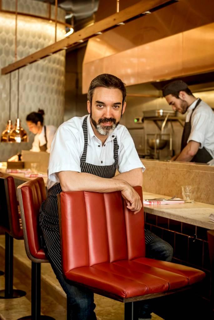 O chef Henrique Sá Pessoa: a grande estrela do Guia Michelin Portugal 2019