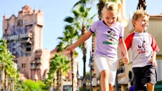 Crianças da Disney
