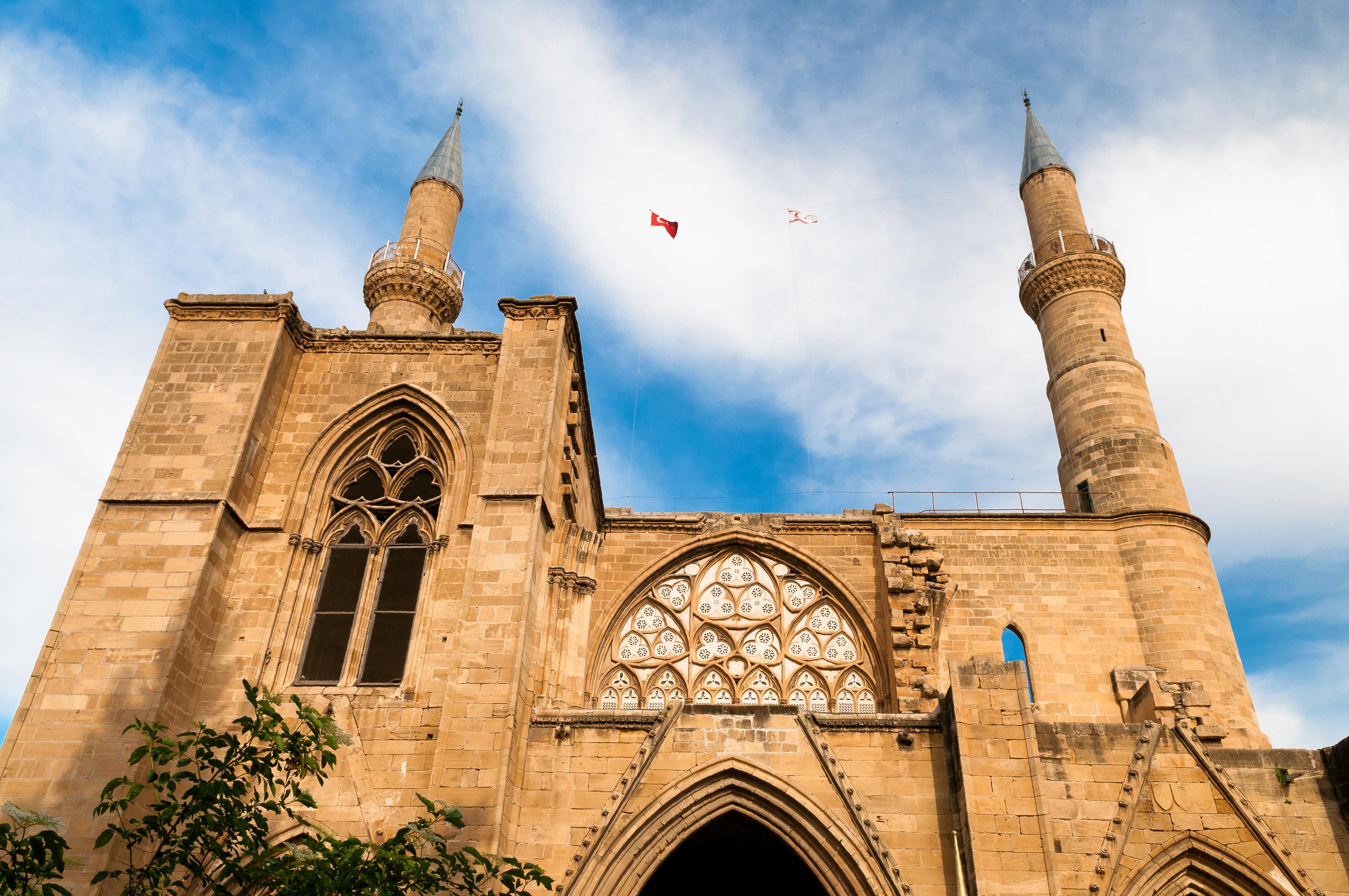 Mesquita de Selimiye, em Nicósia, Chipre