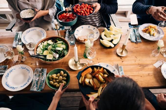 Refeição, comida