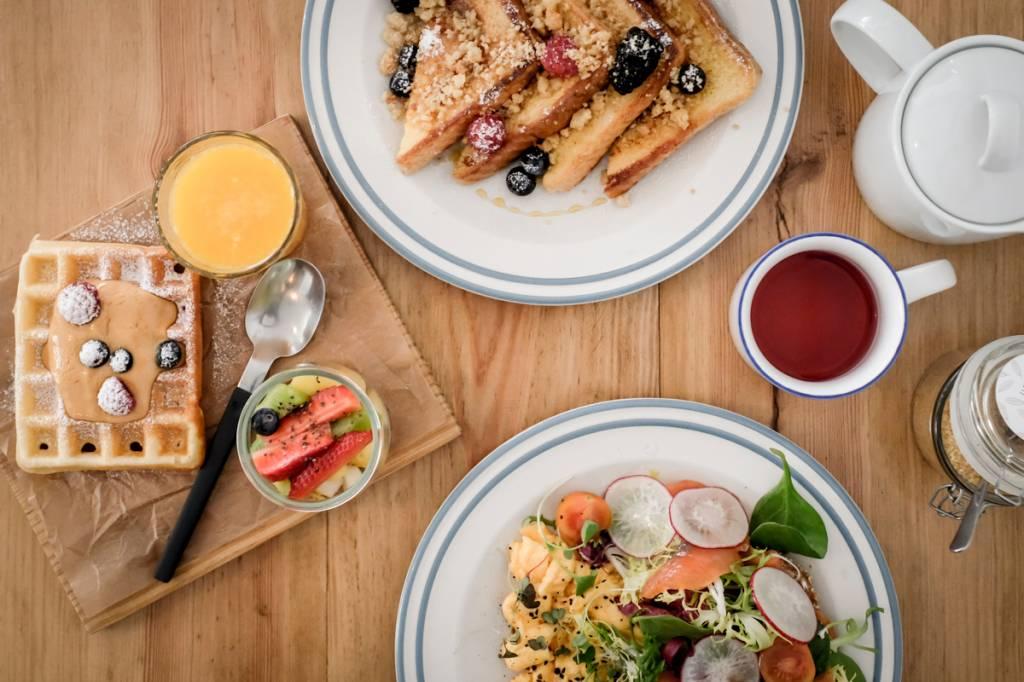 Brunch do Heim Café: divino (e lindo!)