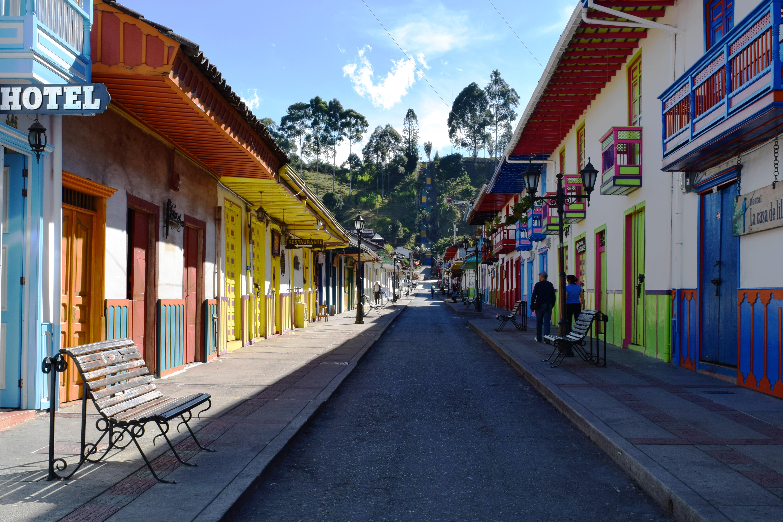 Salento, Colômbia