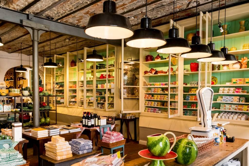Unidade da loja A Vida Portuguesa, no Intendente, em Lisboa: atração turística imperdível