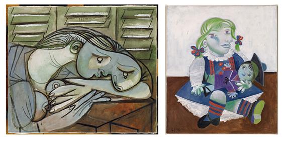 Obras de Picasso expostas no Uruguai serão cedidas por museus de Paris e Barcelona