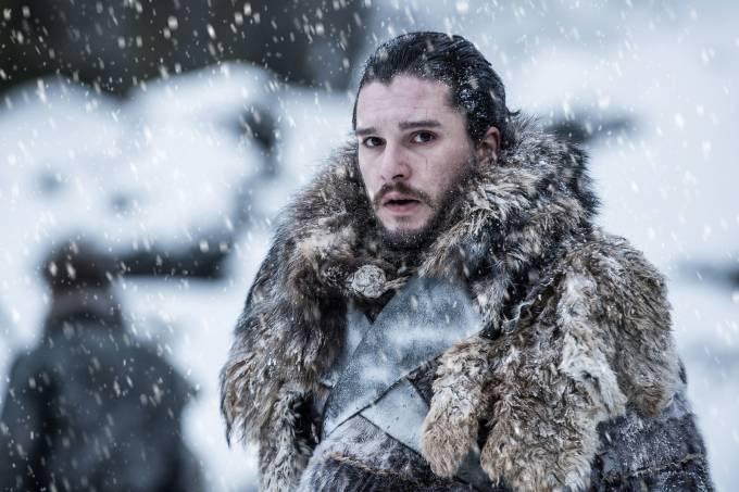 Jon Snow, da série Game of Thrones