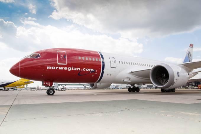 Companhia aérea Norwegian