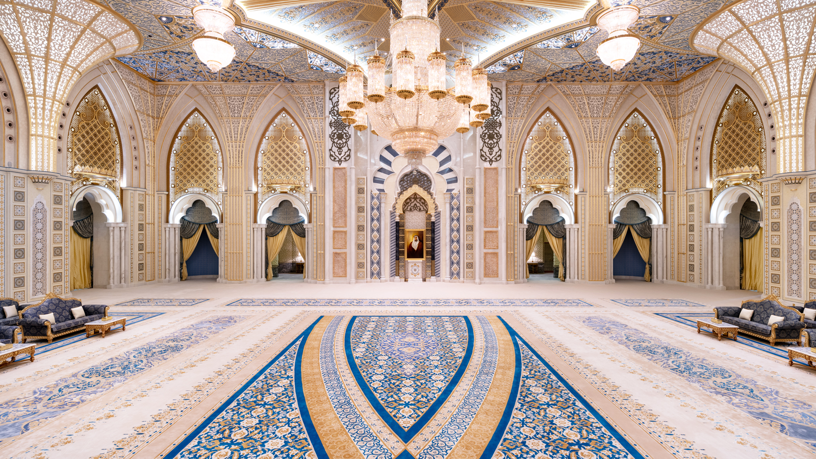 Qasr Al Watan, Abu Dhabi, Emirados Árabes Unidos
