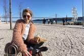 Julia e a Ponte 25 de Abril: a rota da arte contemporânea em Lisboa