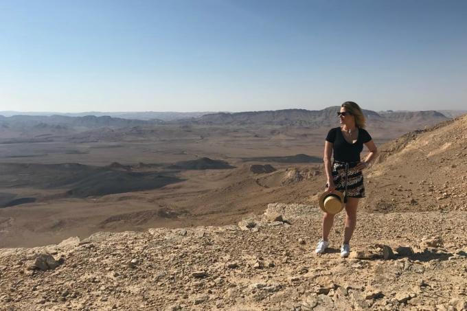 Didi Wagner em Israel
