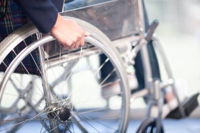 Cadeira de Rodas – Acessibilidade