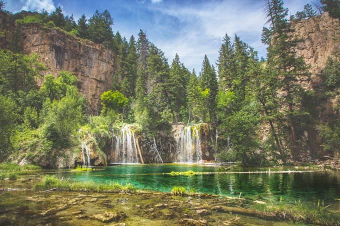 Hanging Lake, Colorado, Estados Unidos