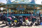 Carrinhos de bebê na Disney Califórnia