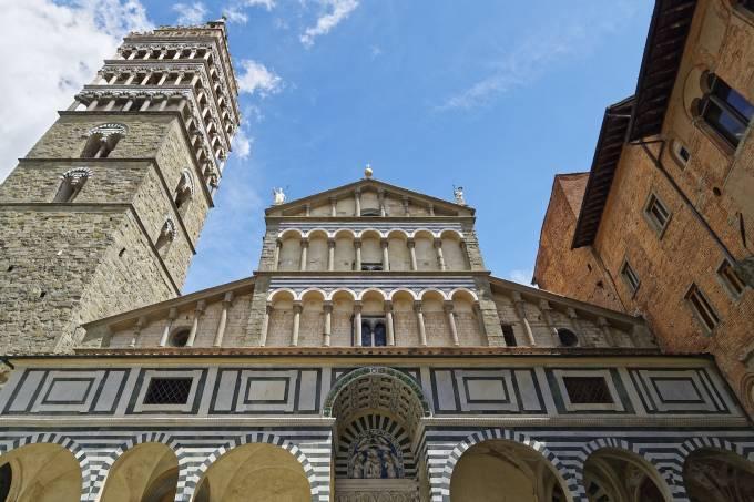 Cattedrale di San Zeno, Pistoia, Toscana, Itália