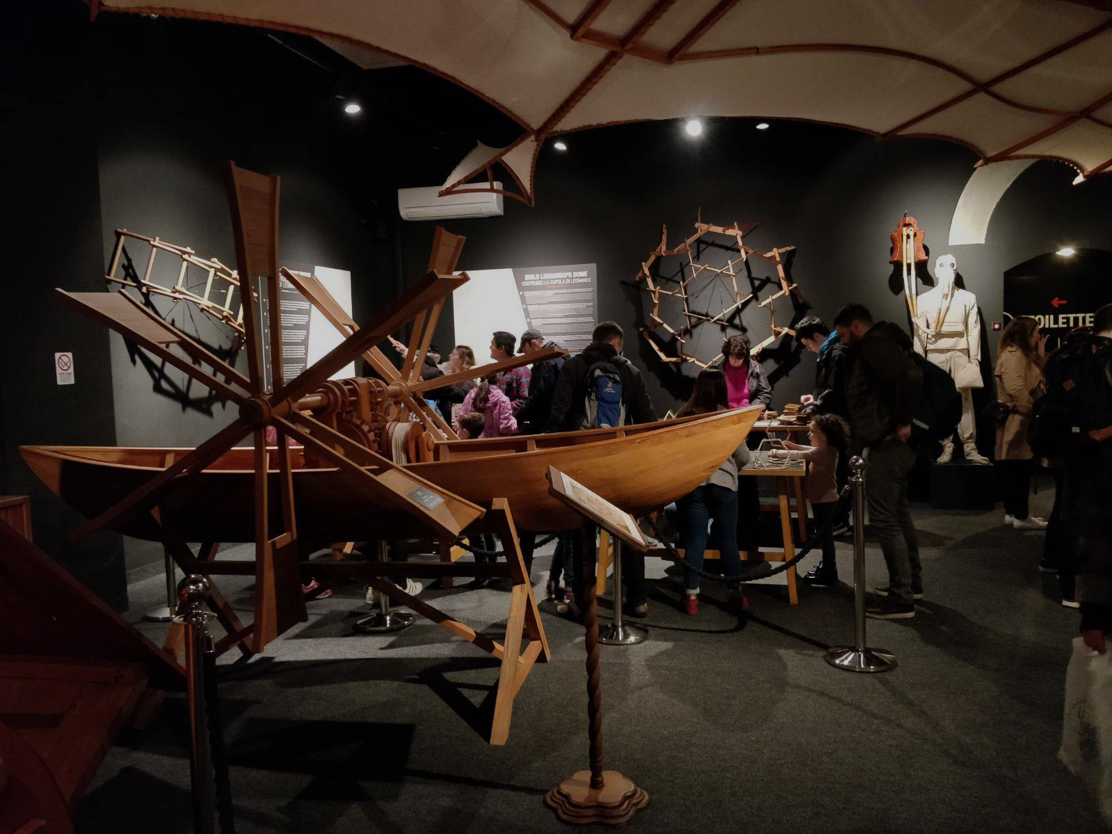 Museo Leonardo da Vinci, Florença, Toscana, Itália