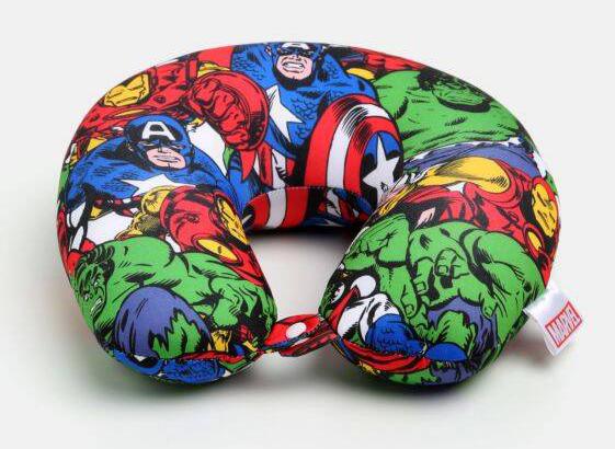 Almofada pescoço Avengers