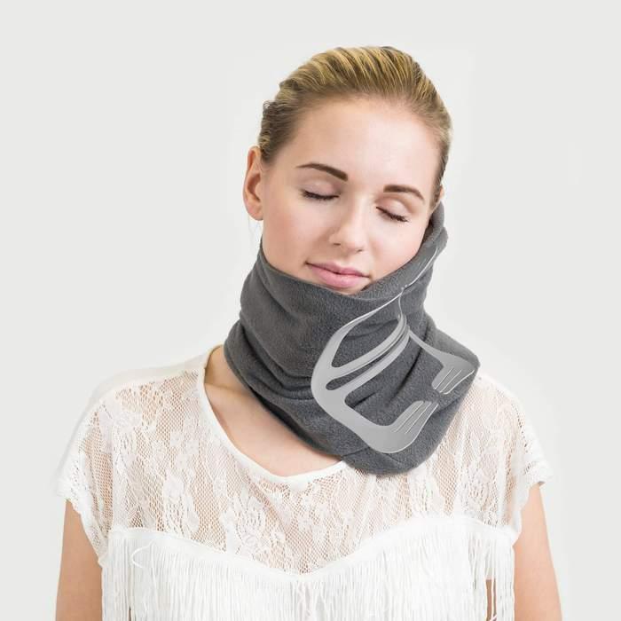 Almofada de pescoço estilo colar