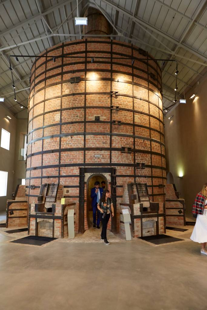 Forno do Museu da Vista Alegre