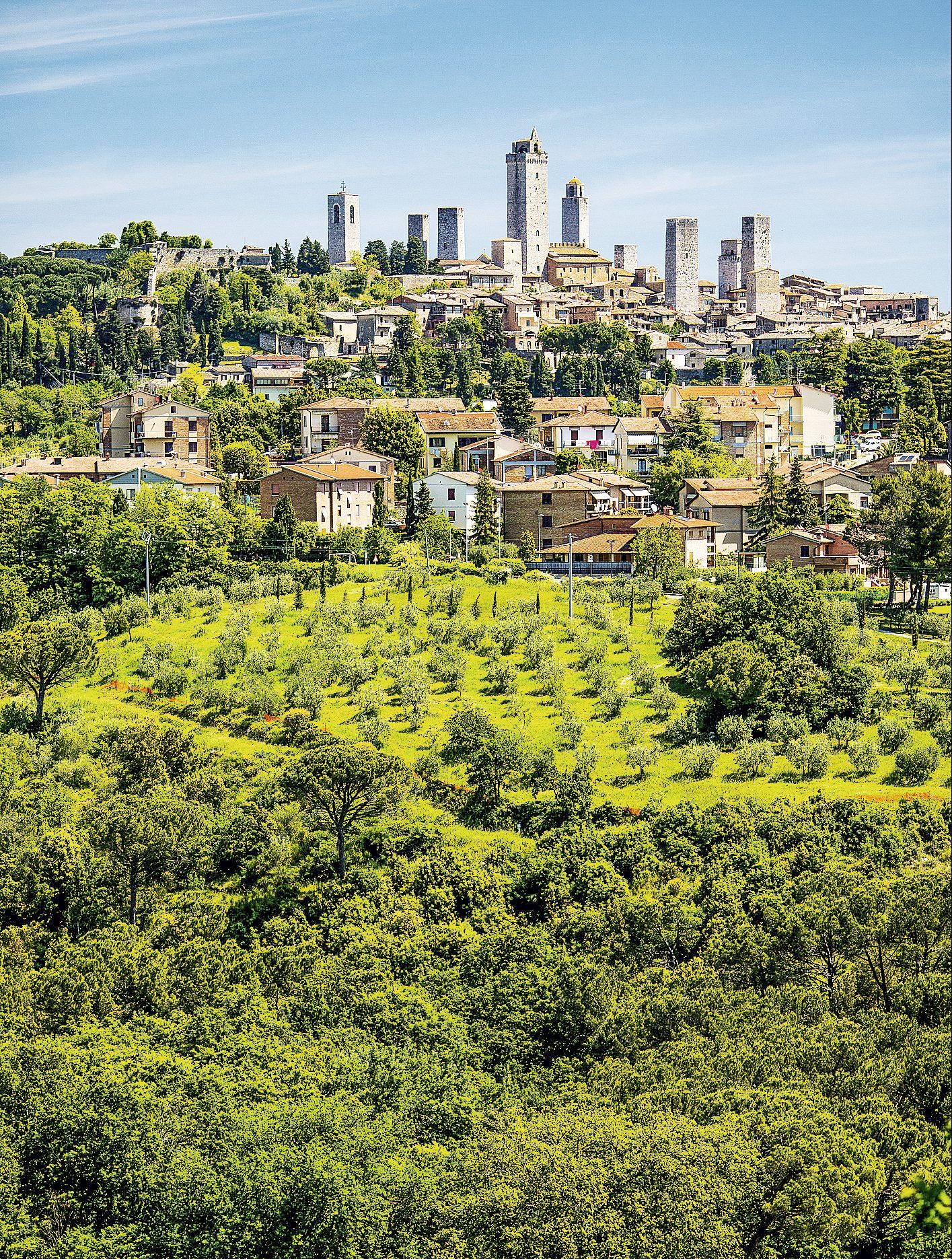 Montepulciano, outra preciosidade medieval