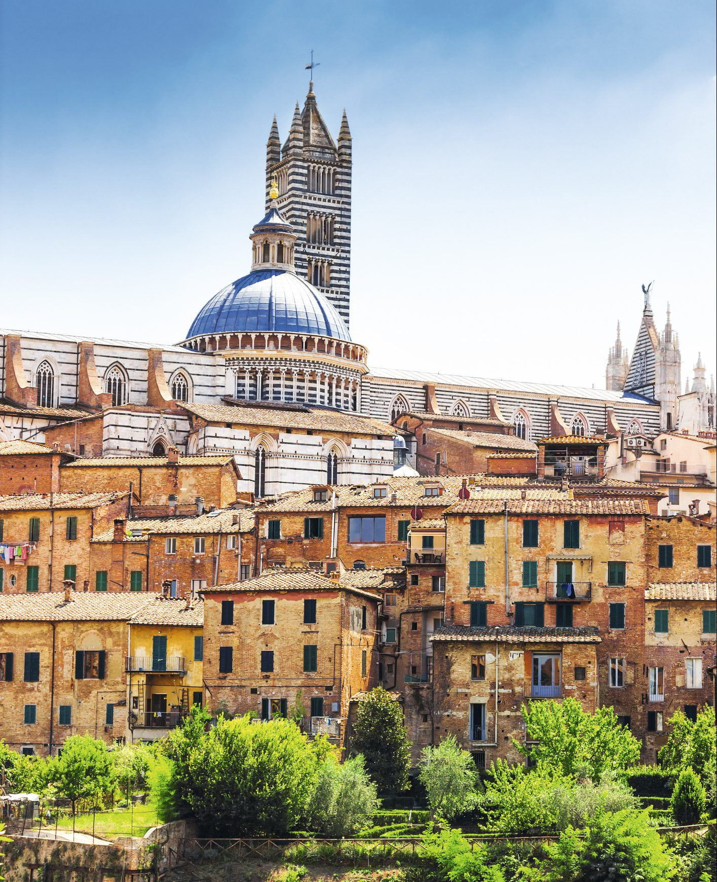 O Duomo de Siena