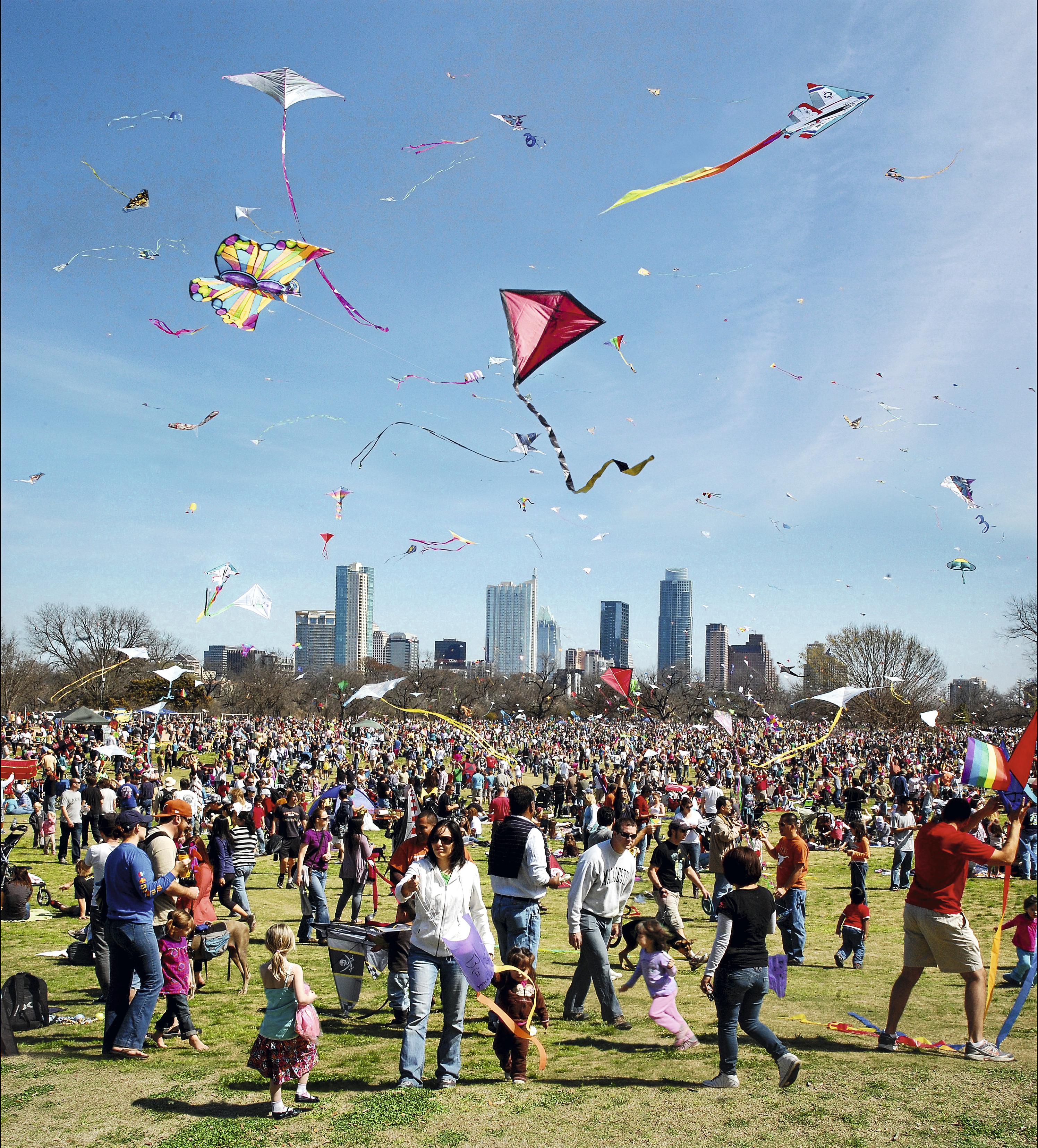 Festival de pipas, Austin, Texas