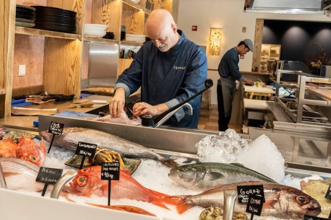Restaurante Tsukiji, Lisboa