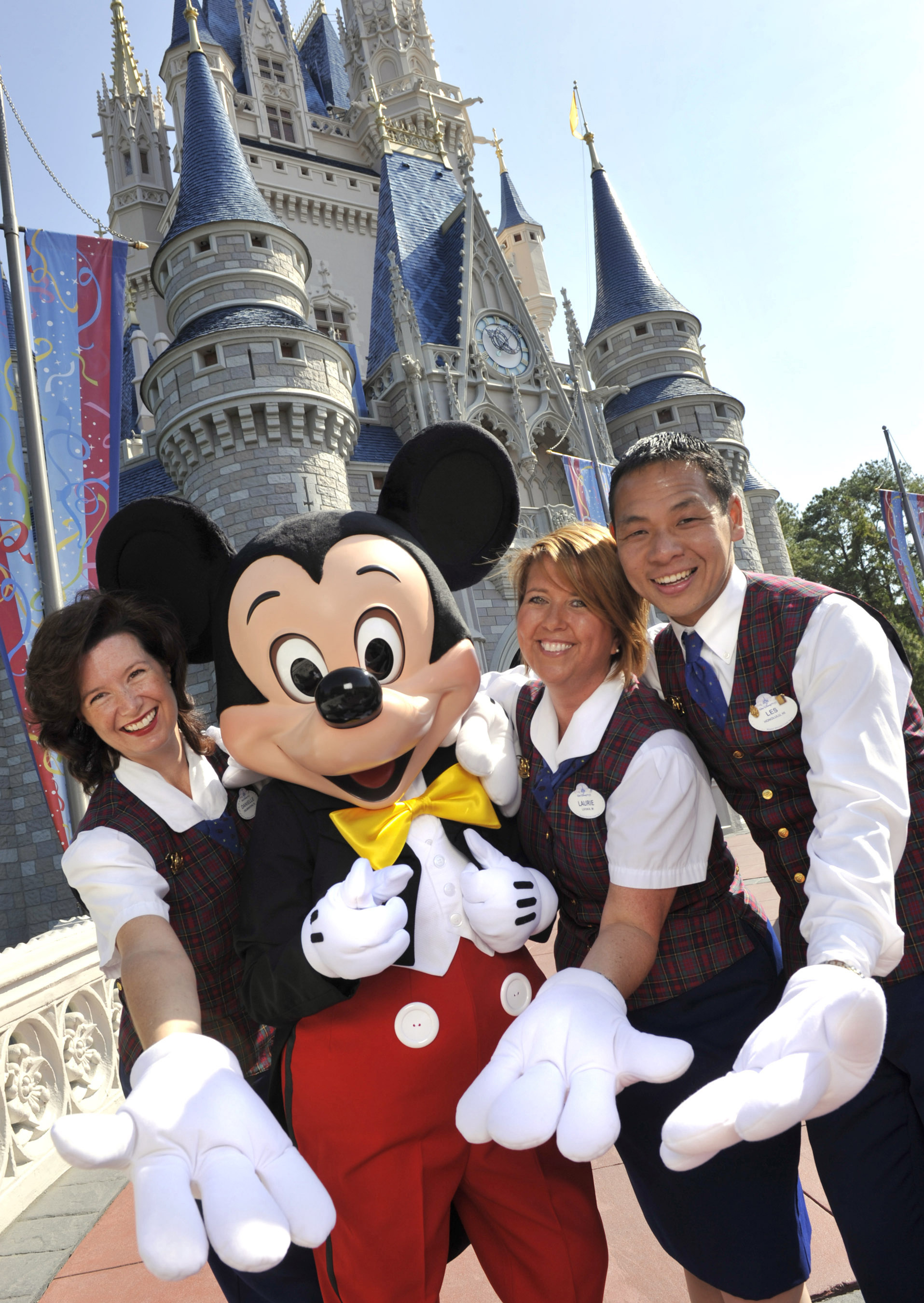 Guias VIP da Disney