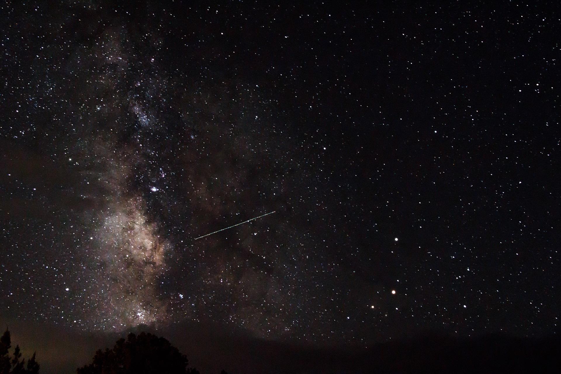 O Grand Canyon à noite ganha um novo visual, repleto de estrelas