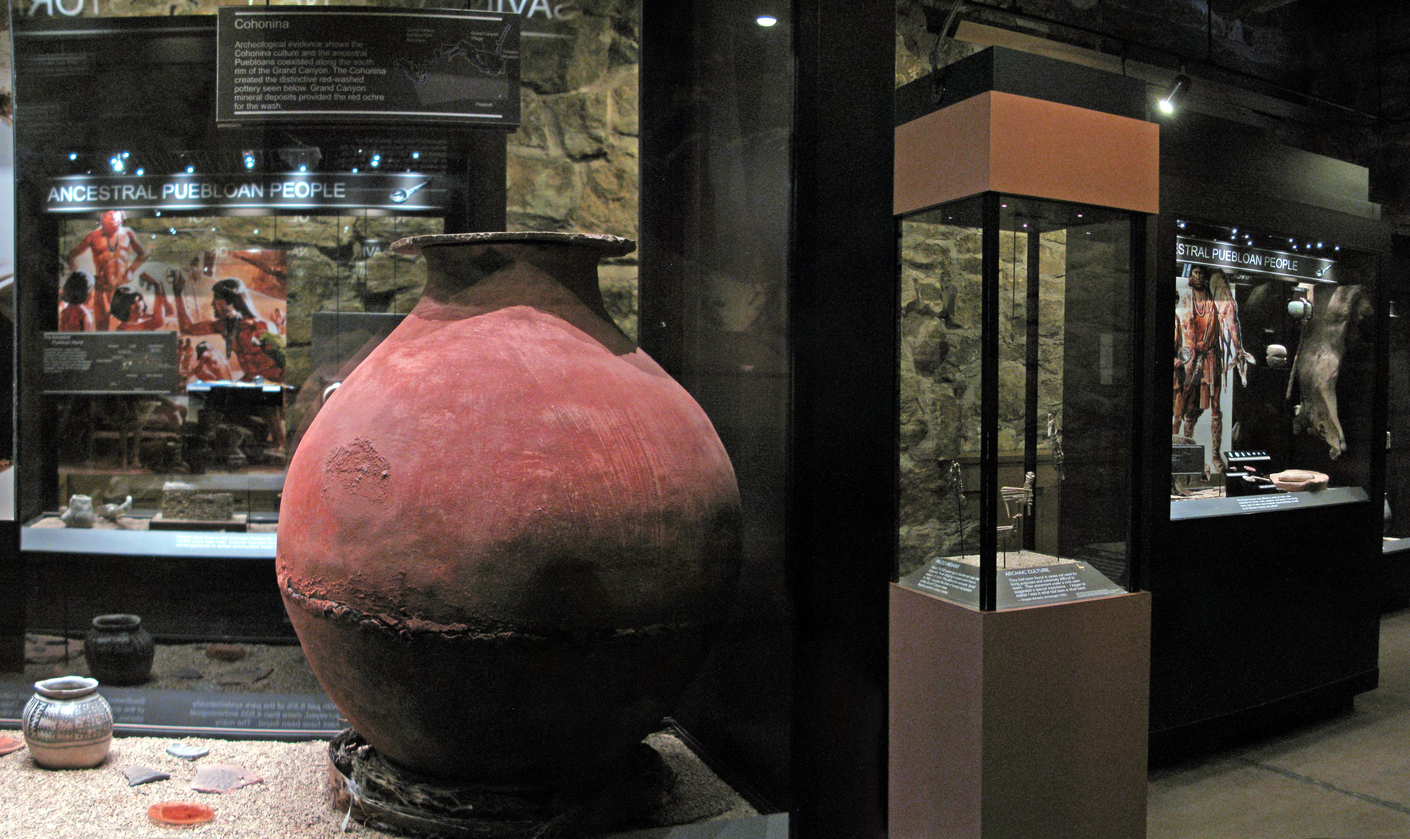Museu Tusayan conta a história indígena da região