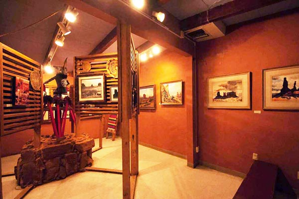 Museu do Goulding's Lodge, o Trading Post